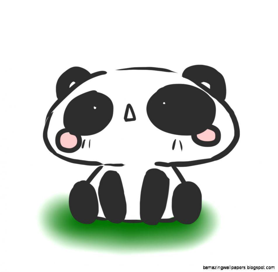 Panda Chibi Wallpaper ...