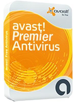 Download Avast Premier Antivirus 8