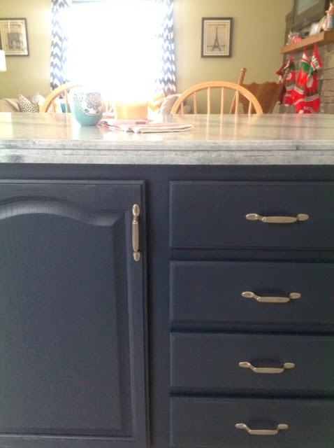 Gray Painted Kitchen Cabinets Images