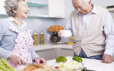 Rahasia Memiliki Umur Panjang Ala Masyarakat Jepang