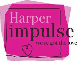 Signed Author with Harper Impulse