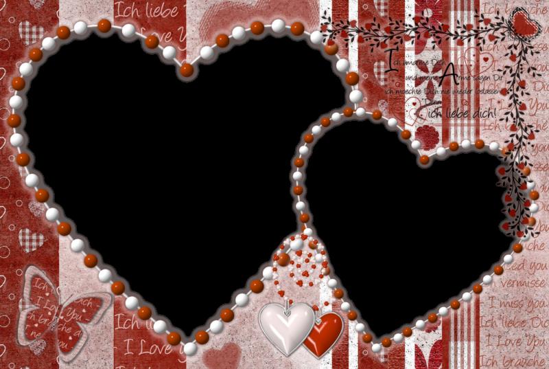 Marcos photoscape marcos photoscape marco corazones 8 - Marcos de corazones para fotos ...