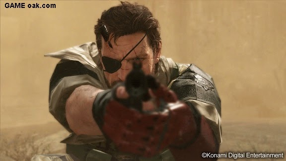 Metal Gear Solid 5 The Phantom Pain free game download