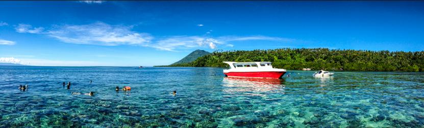 """Wonderful"" Bunaken Island Tourism | The Best Spot Of Diving"
