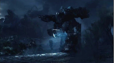 Defiance pilot Volge battle scary robots aliens screencaps