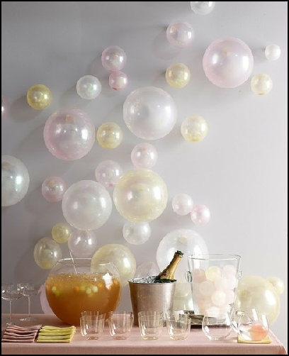 Balloon decoration party ideas 2 for Balloon decoration idea