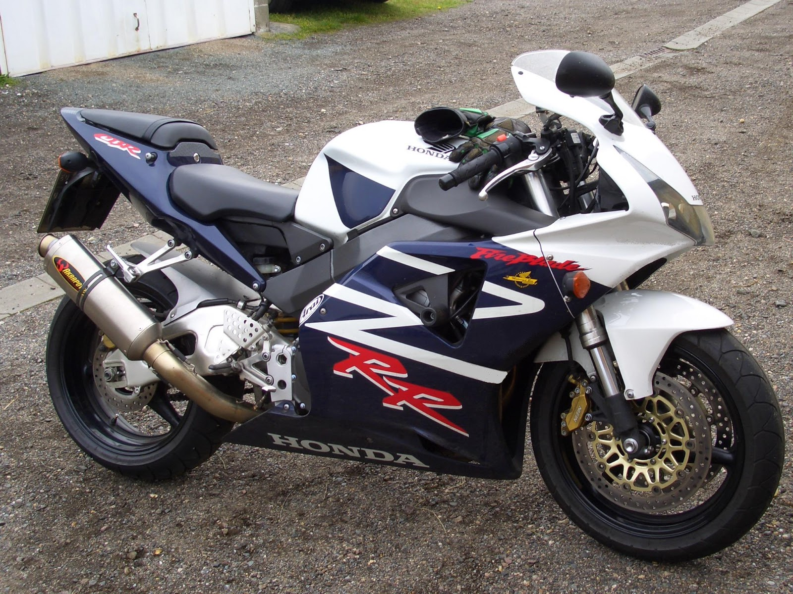 Honda CBR900RR(954) 2002-2003 Workshop Service Repair Manual
