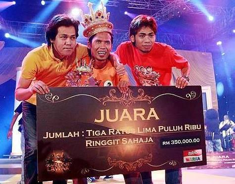 Juara Maharaja Lawak 2011 - SEPAH