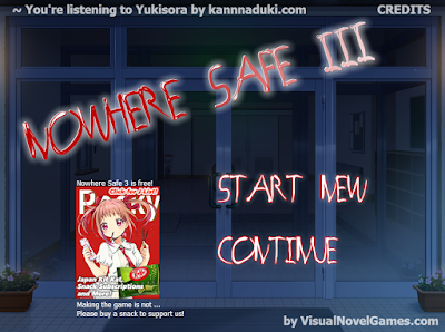 nowhere safe 3 visual novel review