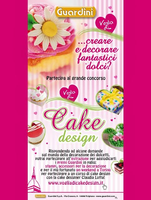 'Voglia di Cake Design' Guardini,