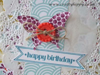 Sycamore Street Paper - Stampin' Up!