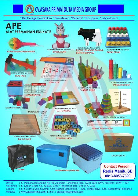 BKB KIT Juknis 2016 - BKB KIT + APE KIT - BKB Kit 2016: Produk Dak BKKBN 2016