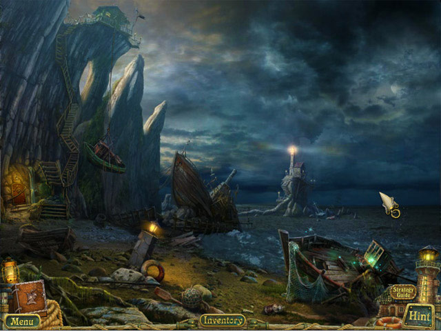Sea Legends: Phantasmal Light Collector's Edition Screenshot 1