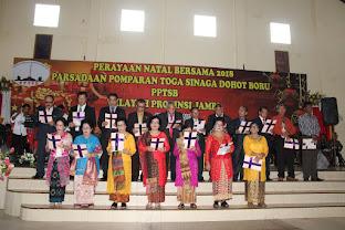 Natal Akbar PPTSB Se Provinsi Jambi Sukses