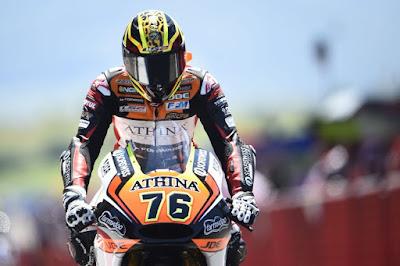 Ini Untung Rugi Pembalap dengan Tubuh Tinggi di MotoGP