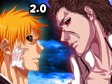 لعبة قتال بليتش ضد ناروتو Bleach Vs Naruto 2.0
