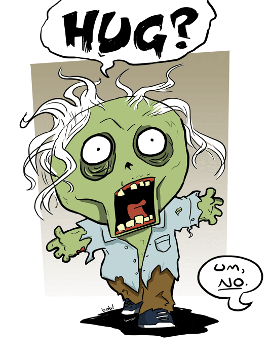 Hug A Zombie