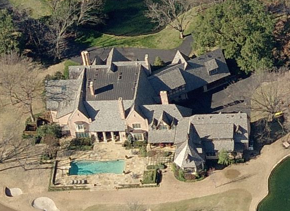 Celebrity homes one of d mag 39 s 100 most expensive homes for Most expensive house in dallas