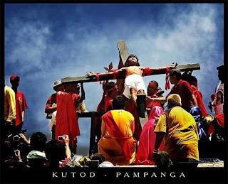 Cutud Lenten Rites Pampanga 2013