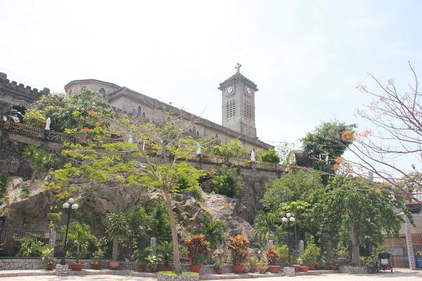 Plaza Ave Maria en Nha Trang