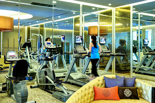 Gym - Mandarin Hotel Managed by Centre Point