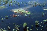 Inundaciones en Colombia inundaciones