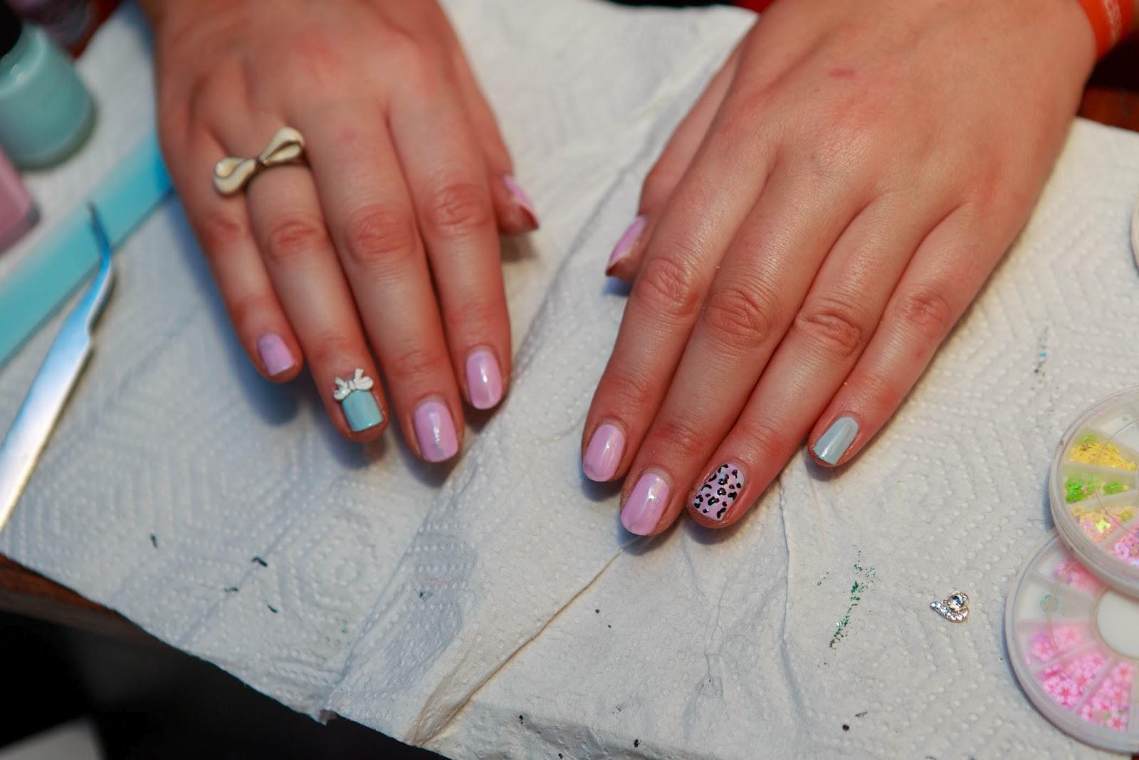 Nice Nails Baby - ChloePierreLDN
