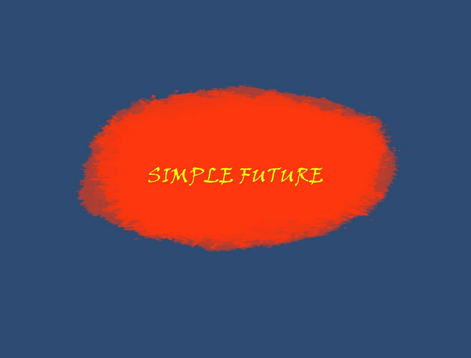 Simple Future tense is used to describing job or action that will to