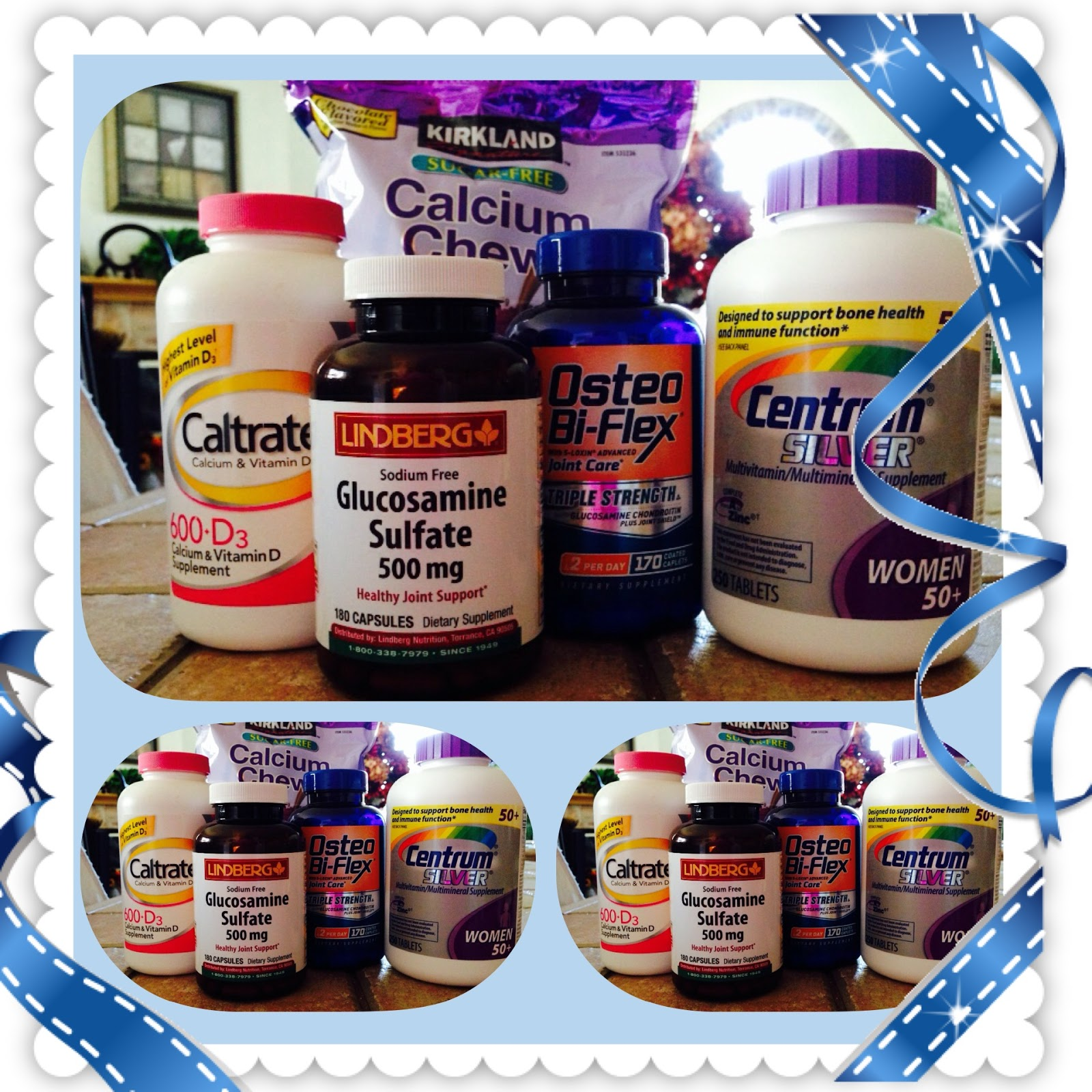 Joint Health from Nutritional Supplements