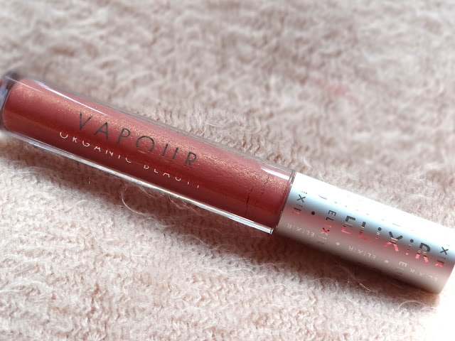 Vapour Organic Beauty Elixir Plumping Lip Gloss in Honor for BCA Month