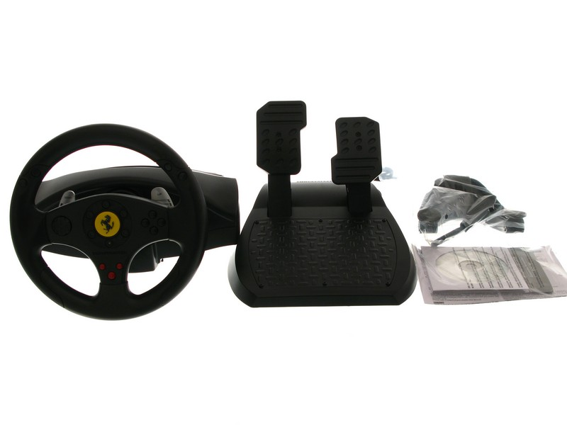 thrustmaster ferrari gt experience drivers win 7 product. Black Bedroom Furniture Sets. Home Design Ideas