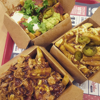 Adelaide, Canada, fast food, Food, Fries, gravy, Poutine, safood, CBD Lunch, CBD, Cheap Eats,