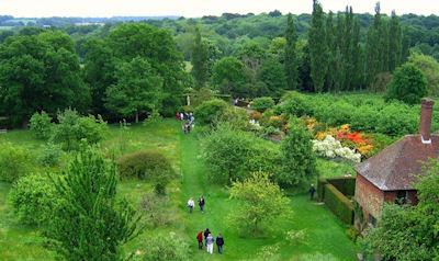 Jardines del Castillo Sissinghurst - Castle Gardens