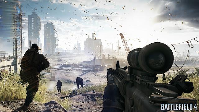 Construction - Battlefield 4