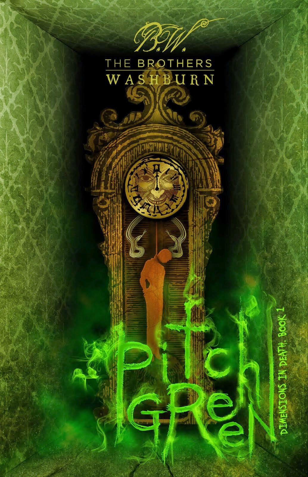 PITCH GREEN, Book 1