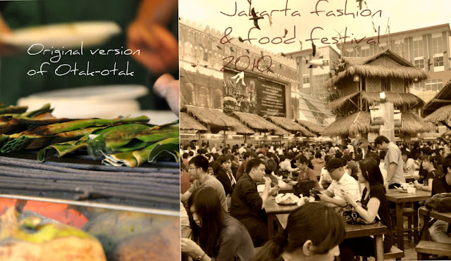 Give Thanks: Otak-Otak (Indonesian Fish Cake with Spicy Peanut Sauce)