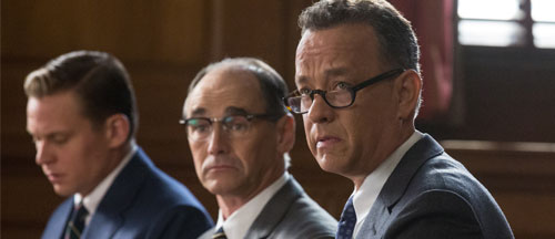New Bridge of Spies Trailer and Posters