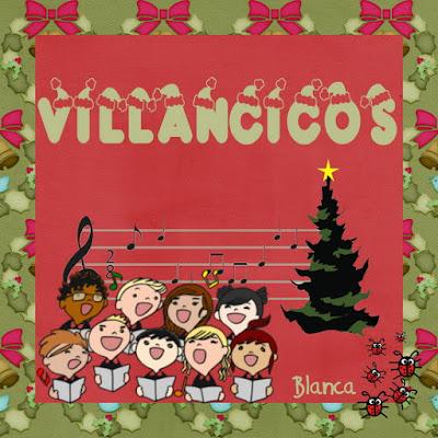 villancicos y sus letras: