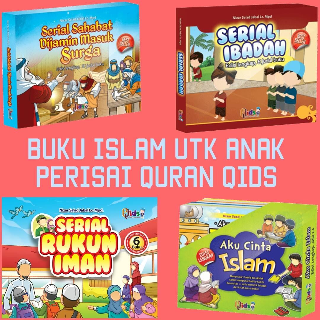 Buku Anak Perisai Quran Qids