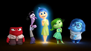 The Five Emotions of Inside Out