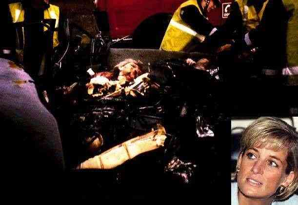 Pictures Death of Princess Diana Car Accident | NEW NEWS