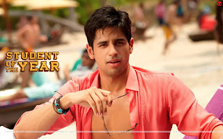 Student Of The Year Dude Sidharth Malhotra Wallpaper