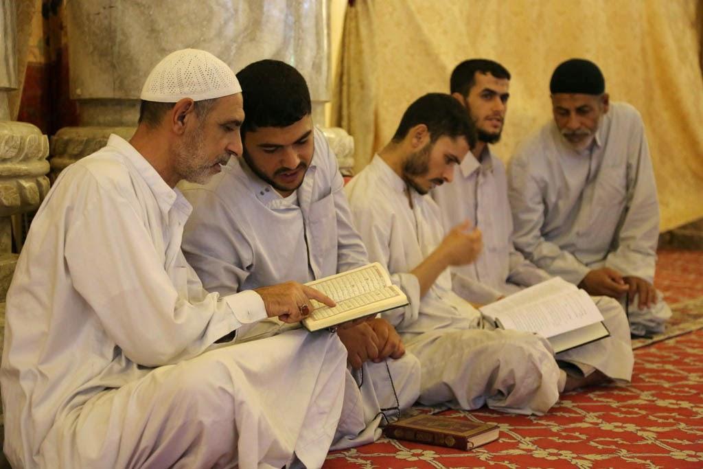 جديد قوانين الاعتكاف في رمضان 2014