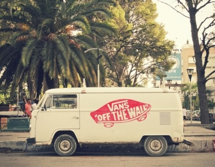 A história dos Vans