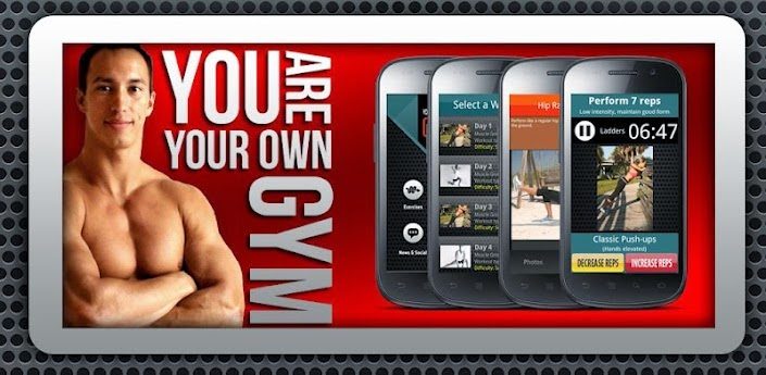 You Are Your Own Gym v2.12 APK