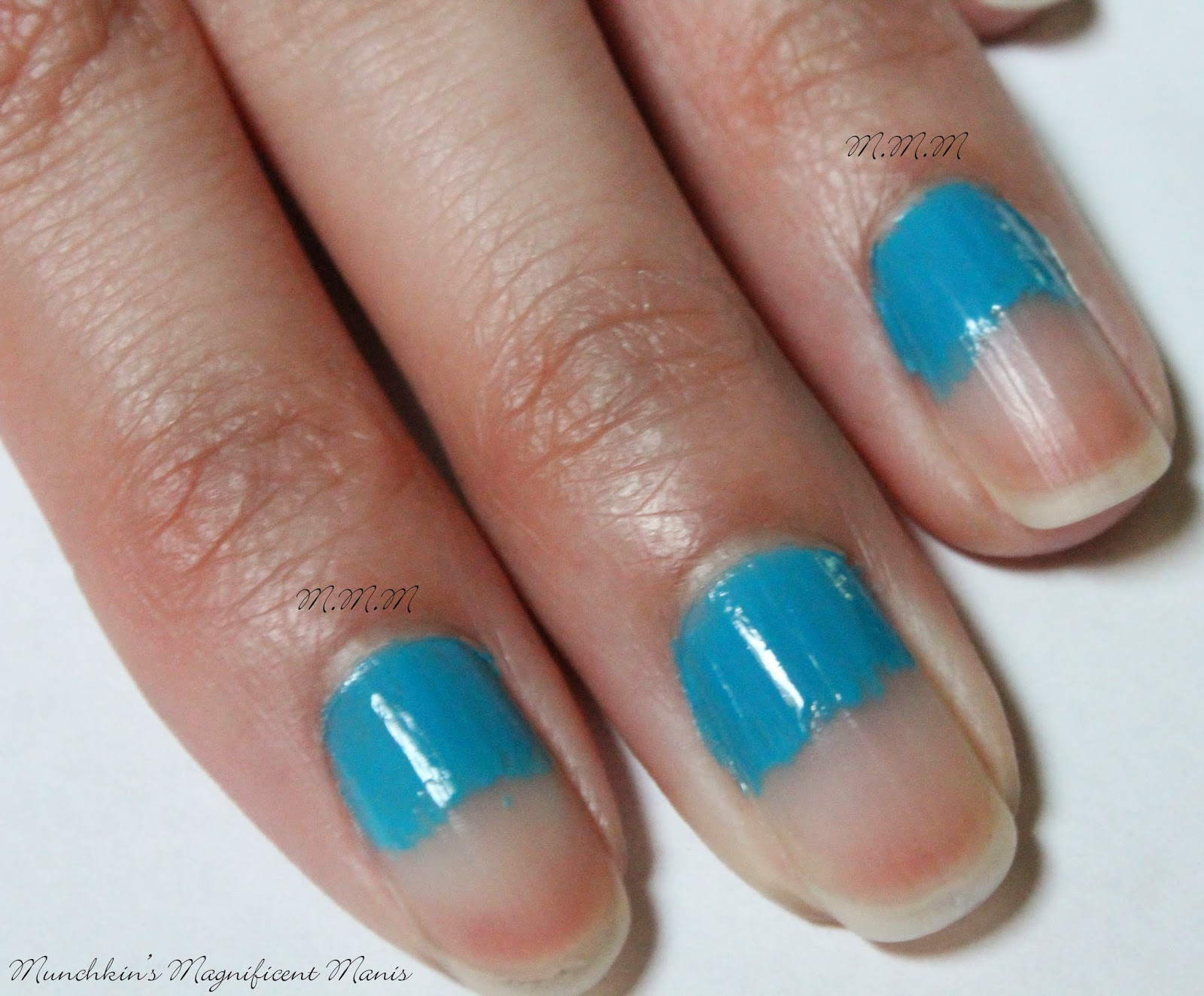 Munchkin\'s Magnificent Manis: Their is going to be a Half Moon- Half ...