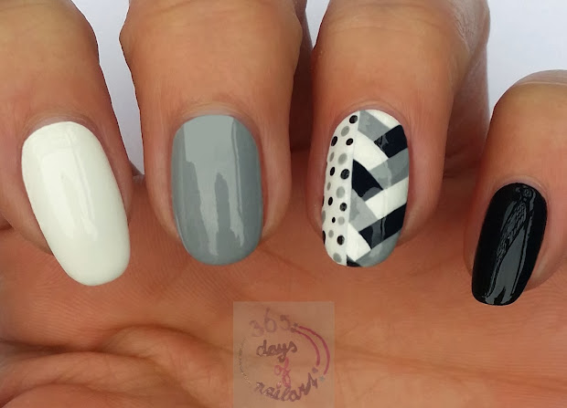 365 days of nail art day 293