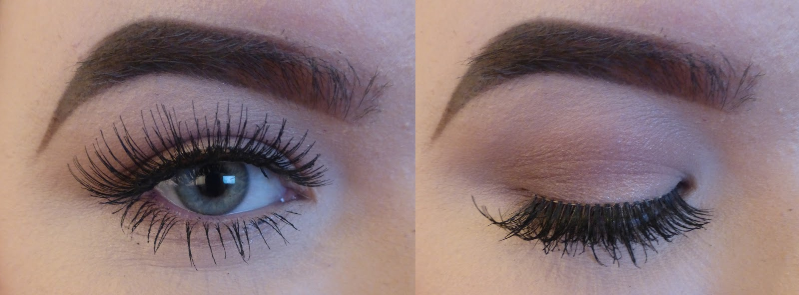 Eylure Lengthening Lashes 155, makeup revolution, georgina grogan