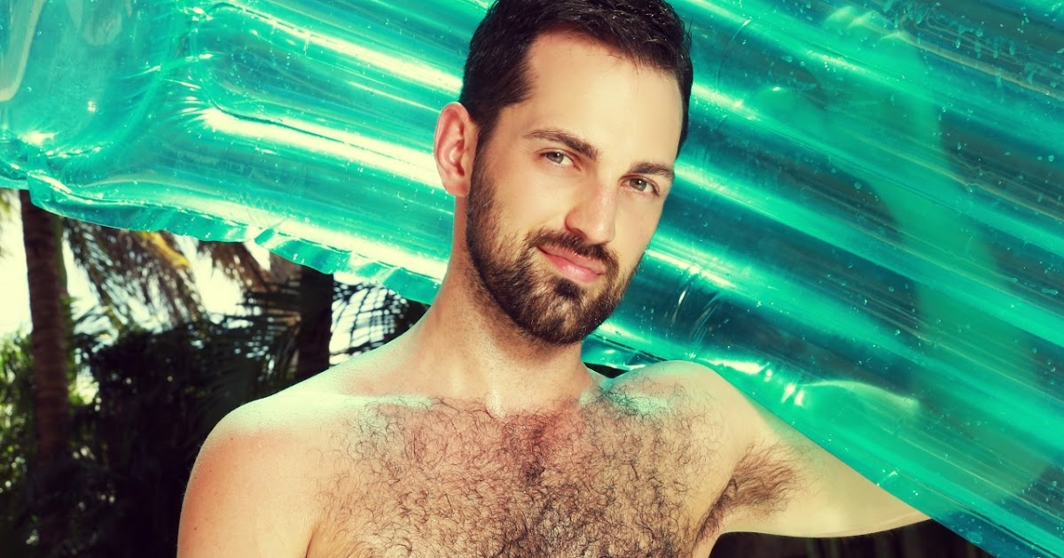 HairyDads&Co: Handsome newcomer: Rich Kelly