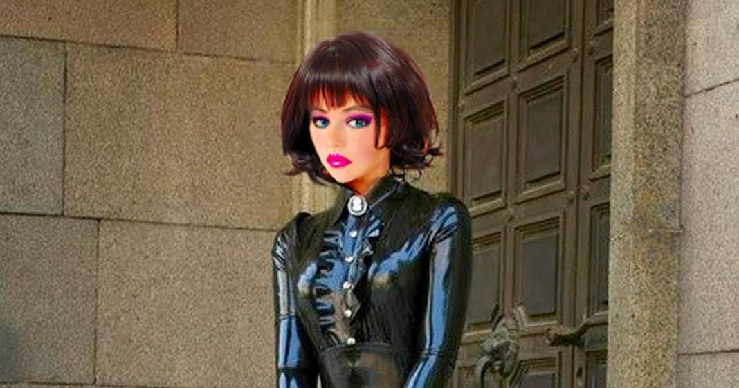 Keeping Hope Alive >> Smooth Slick n Shiny. The kinky dreams of Andy.latex.....: Treats for my friends